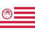 Flag of Olympiakos