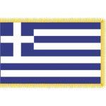 Pre-school parade flag