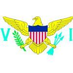 Σημαία Αμερικάνικων Παρθένων Νήσων