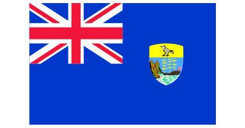 Σημαία Αγίας Ελένης