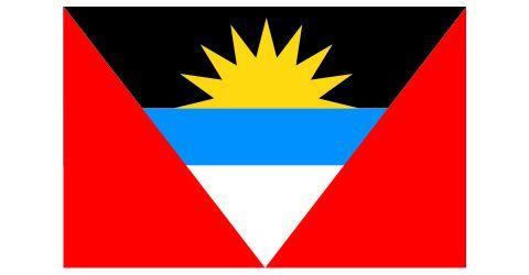 Flag of Antigua