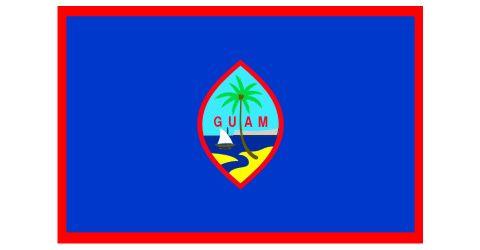Σημαία Γκουάμ