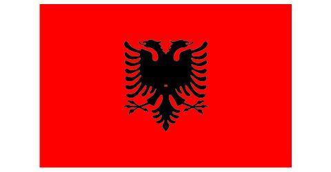 Σημαία Αλβανίας