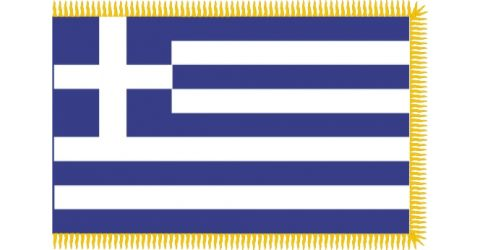 Σημαία Παρελάσεως 135x90 εκ.