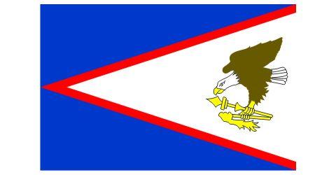Σημαία Αμερικανικής Σαμόα
