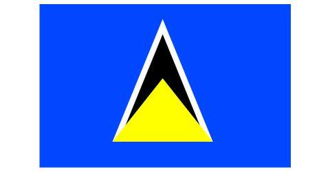 Σημαία Αγίας Λουκίας