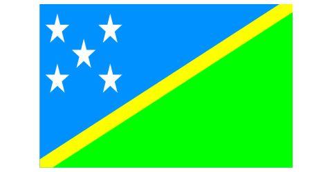 Σημαία Νήσων Σολομώντα
