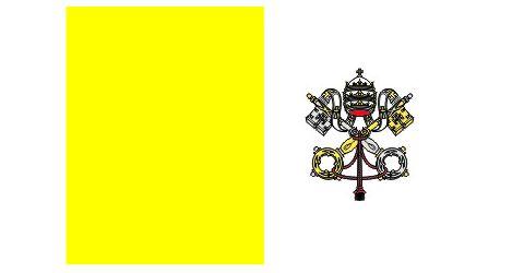 Σημαία Βατικανού