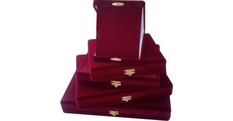 Red velvet cases