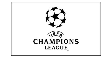 Uefa Champions League flag.