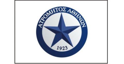 Atromitos Athinon Flag