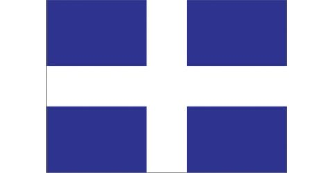 Greek flag (old)