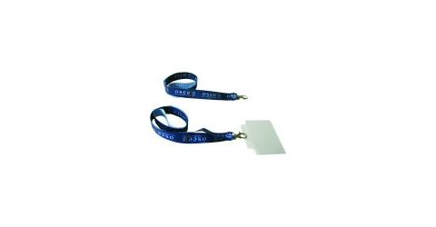 Lanyards - Neck ribbons with conference tags